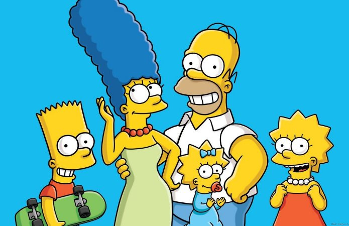 SIMPSONS 004 A4