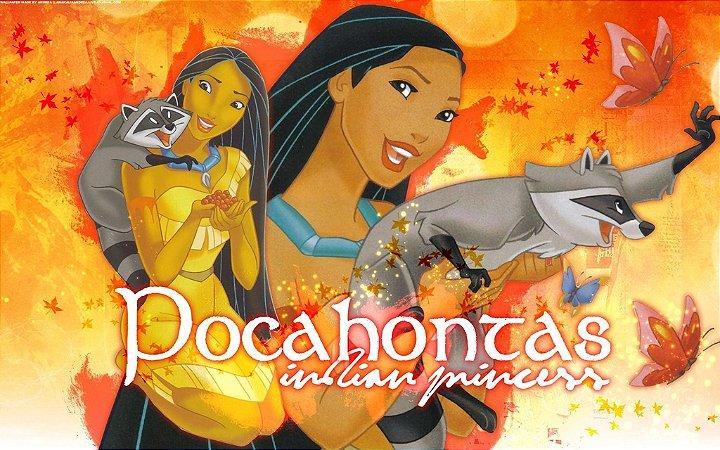 POCAHONTAS 003 A4