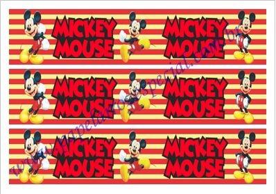 MICKEY FAIXA LATERAL 004 A4