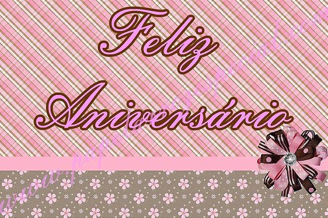 FELIZ ANIVERSARIO 032 A4