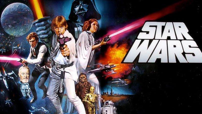STAR WARS 005 A4