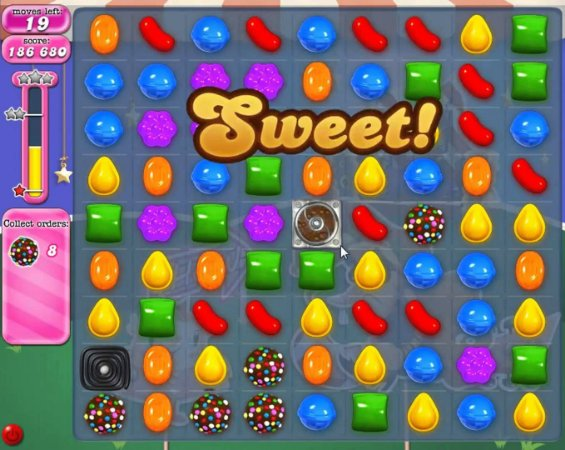 CANDY CRUSH SAGA 002 A4
