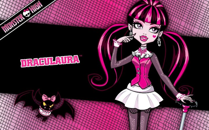 MONSTER HIGH 010 A4