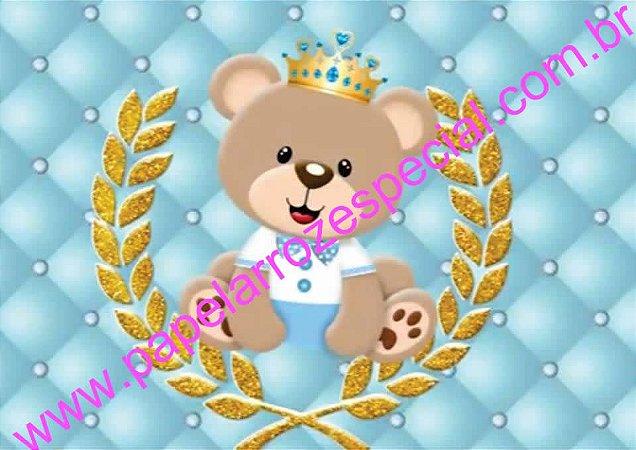 Ursinho Principe 002 A4 Papel Arroz Especial