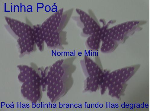 COMBO LINHA POA LILAS BASE LILAS DEGRADE (44 UNIDADES)