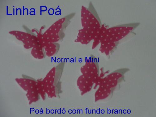 COMBO LINHA POA BORDO FUNDO BRANCO (44 UNIDADES)