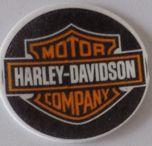 HOSTIA HARLEY DAVIDSON 001 (20 UNIDADES)