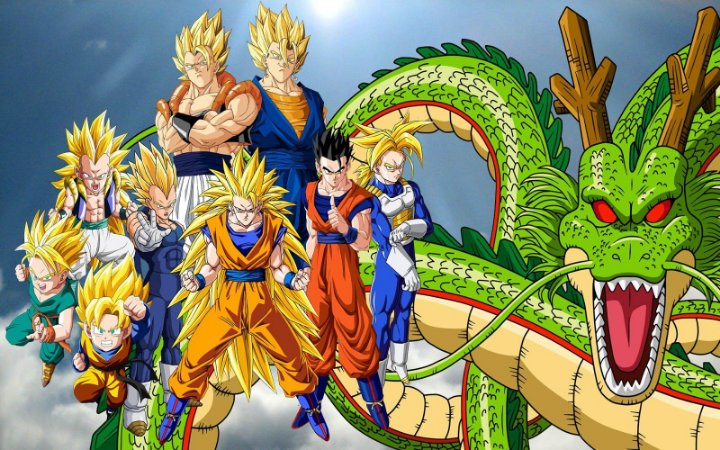 DRAGON BALL 003 A3