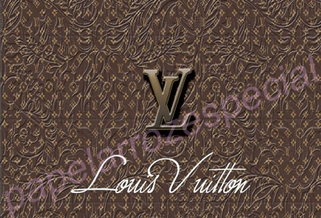 LOUIS VUITTON 002 A4