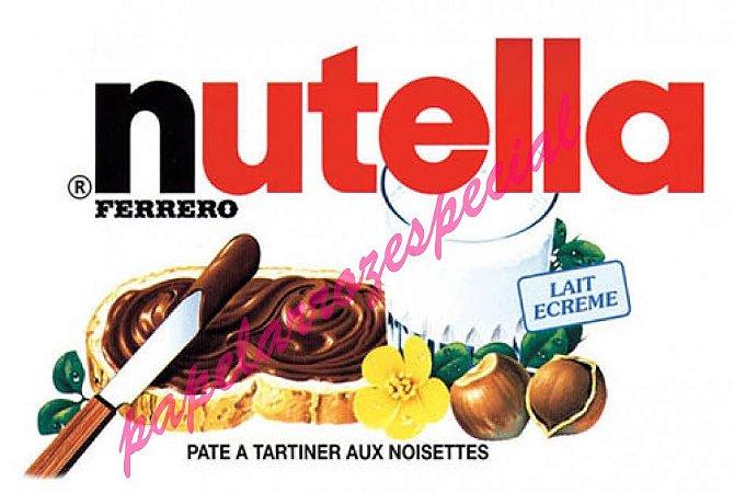 NUTELLA 001 A4