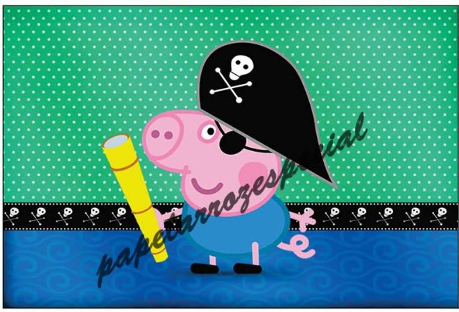 GEORGE PIG 005 A4