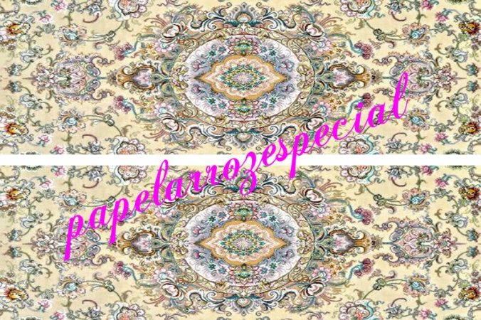 VINTAGE FLORAL 001 FAIXA LATERAL 9 CM