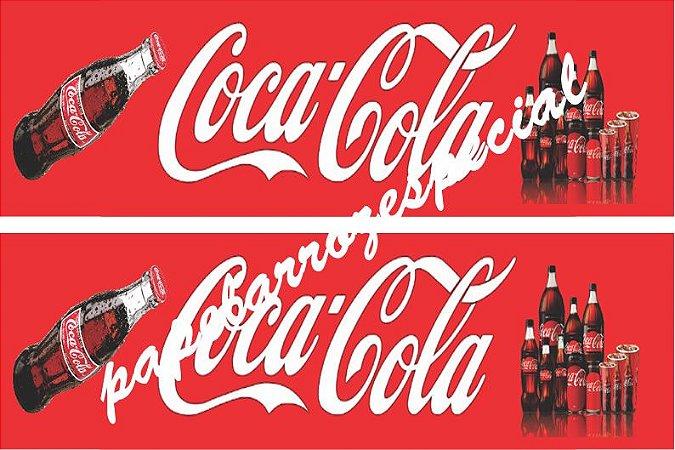 COCA COLA FAIXA LATERAL 010 9 CM