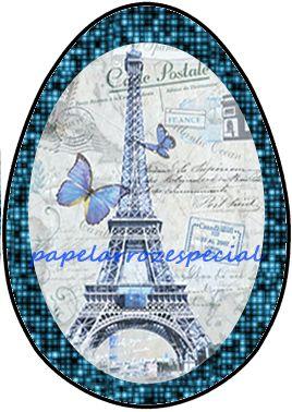 OVO COLHER PARIS 001 250 G (02 UNIDADES)
