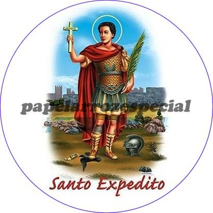 SANTO EXPEDITO 010 19 CM