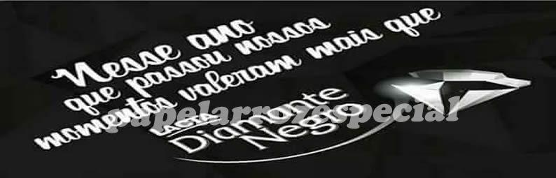 DIAMANTE NEGRO FAIXA LATERAL 001 9 CM