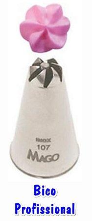 BICO CONFEITAR MAGO 107 FLOR