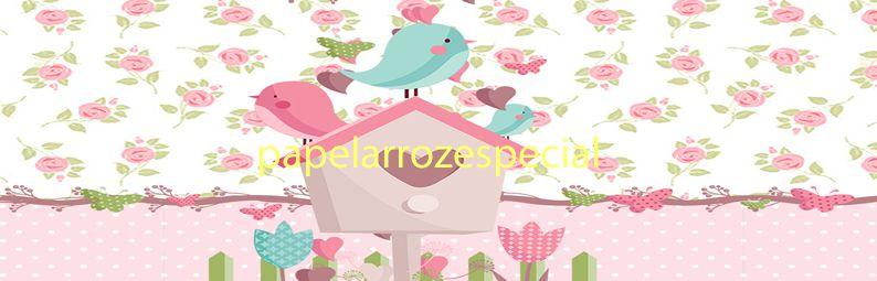 PÁSSAROS FAIXA LATERAL 001 9 CM