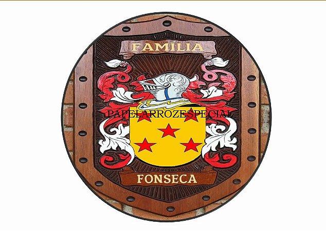 BRASÃO DA FAMILIA FONSECA