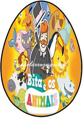 OVO COLHER BITA E OS ANIMAIS 001