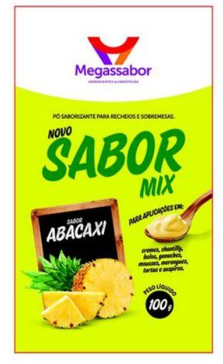 SABOR MIX ABACAXI 100G (SABORIZANTE)