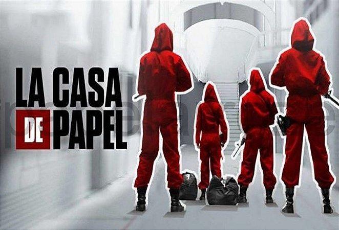 LA CASA DE PAPEL 003 A4
