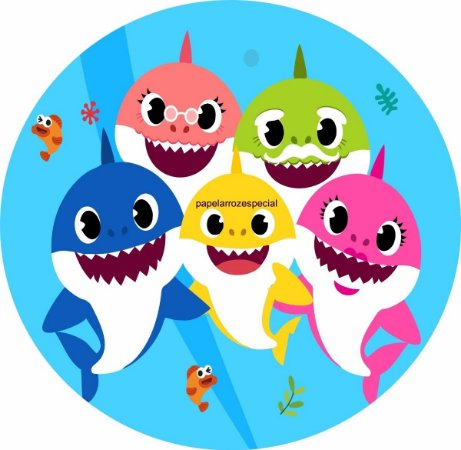 BABY SHARK 005 19 CM