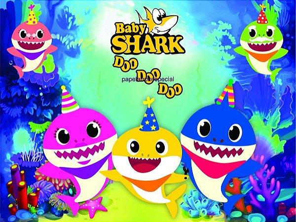 BABY SHARK 007 A4