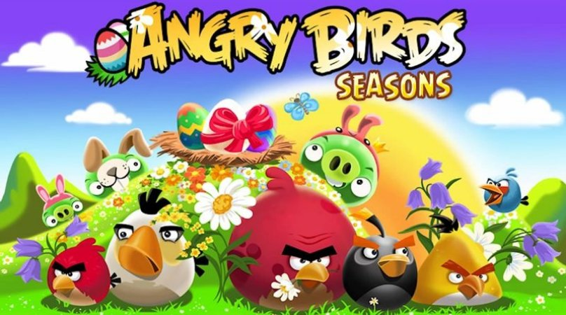 ANGRY BIRDS 001 A4