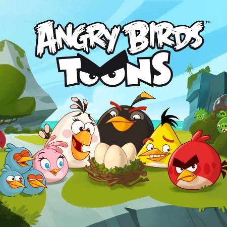 ANGRY BIRDS 002 A4
