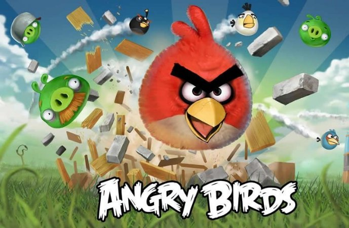 ANGRY BIRDS 003 A4