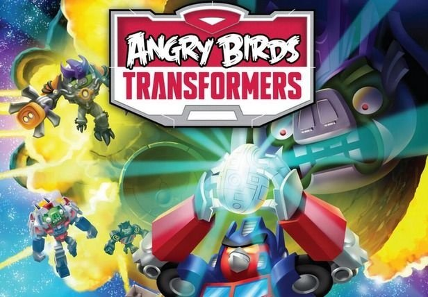 ANGRY BIRDS 004 A4