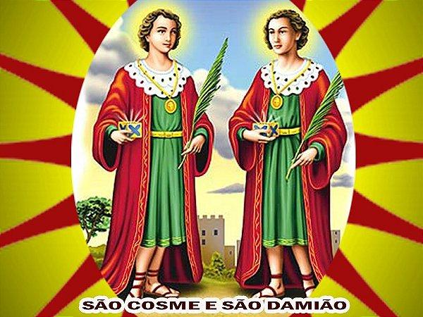 COSME E DAMIÃO 001