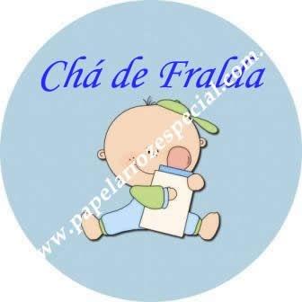 CHÁ DE FRALDA 001 19 CM