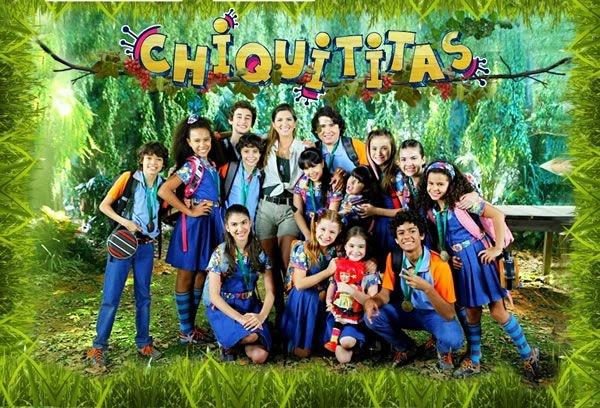 CHIQUITITAS 002 A4