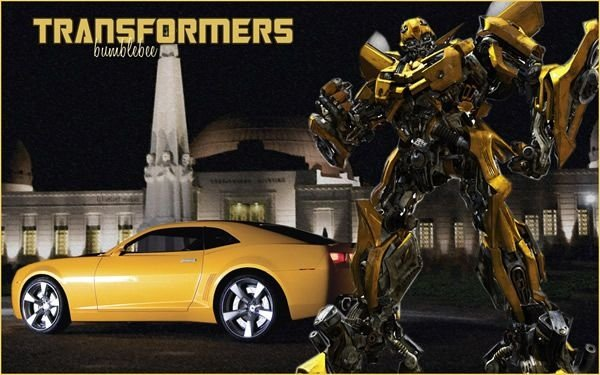 TRANSFORMERS 001 A4