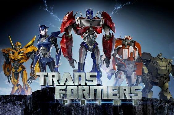 TRANSFORMERS 003 A4