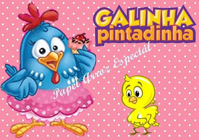 GALINHA PINTADINHA 011 A4