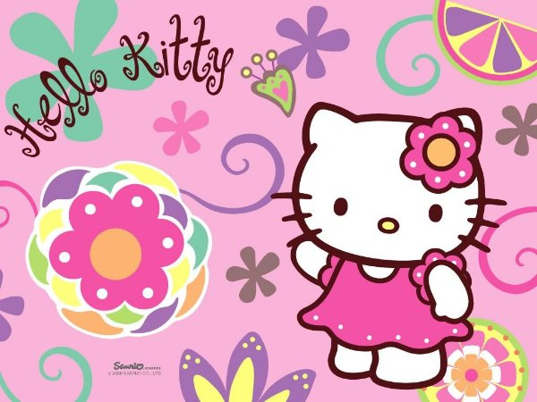 HELLO KITTY 001 A4