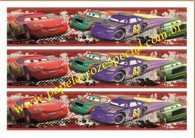 CARS FAIXA LATERAL 001 A4 3 UNIDADES 6X27,7