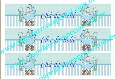 CHA DE BEBE FAIXA LATERAL 002 A4 03 UNIDADES 6X27,7