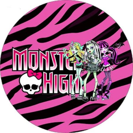 MONSTER HIGH 009 19 CM