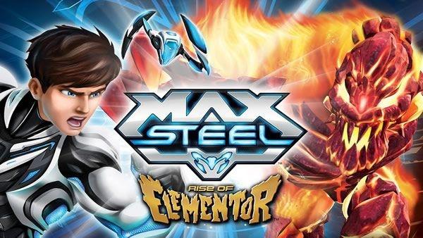 MAX STEEL 001 A4