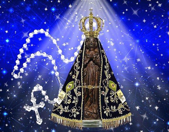 Nossa Senhora Aparecida Para Camisa: NOSSA SENHORA APARECIDA 001 A4