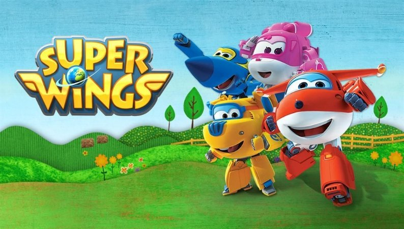 SUPER WINGS 001 A4