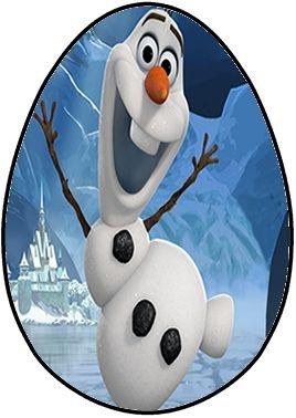 OVO COLHER OLAF 001 250G  (UNIDADE - PRODUTO RECORTADO)