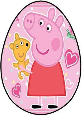 OVO COLHER PEPPA PIG 006
