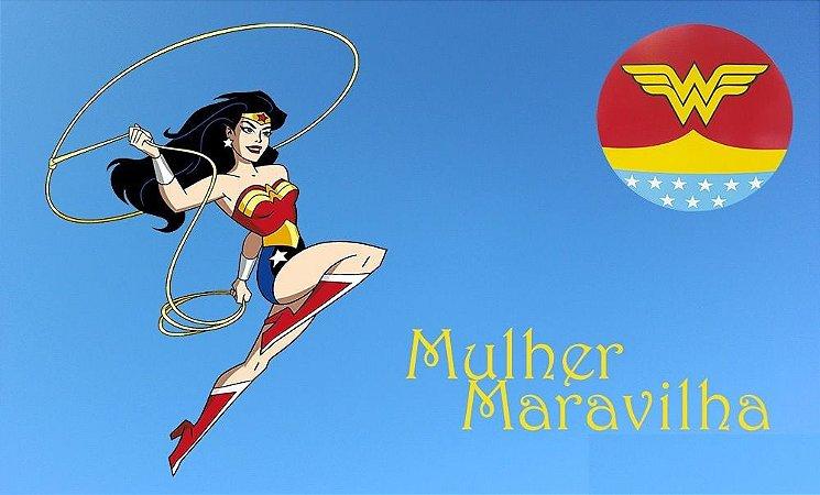 MULHER MARAVILHA 003 A4
