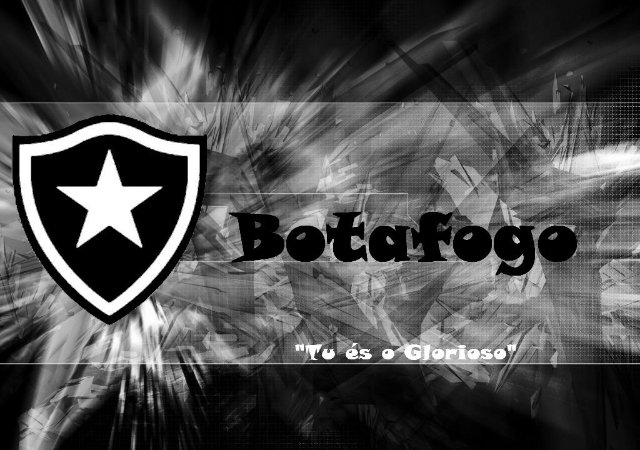 BOTAFOGO 003 A4