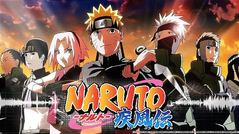 NARUTO 001 A4